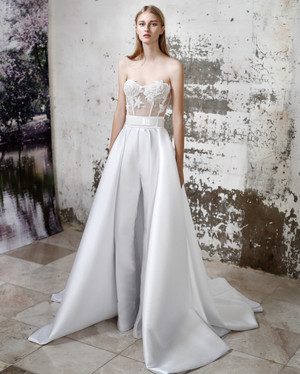 63 Chic Wedding Suits for Brides
