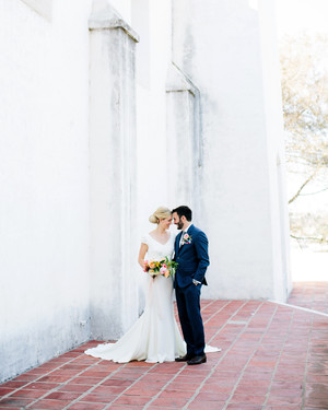 A Chic Nautical Wedding in San Diego