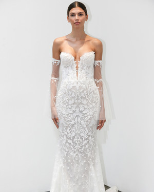 Lee Petra Grebenau Fall 2019 Wedding Dress Collection