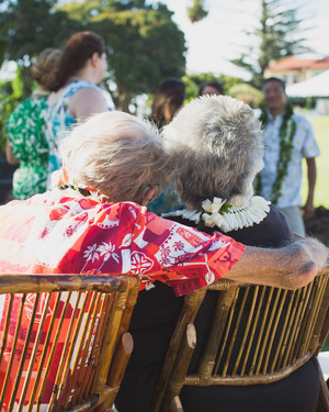 13 Times Grandparents Stole the Show at Real Weddings