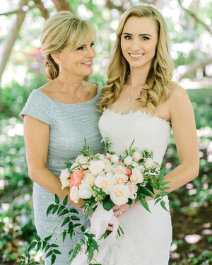 Tiffany Blue Wedding Dresses for Parents