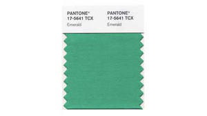 PANTONE Color of the Year- Emerald