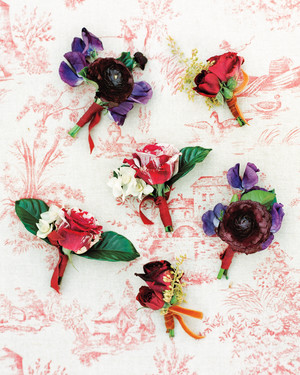 48 Boutonnières You Both Will Love