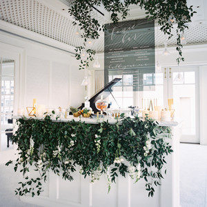 Specialty Wedding Bar, Tonic Cocktails