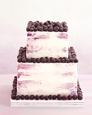 17 Wedding Cake Accents That Aren't Floral
