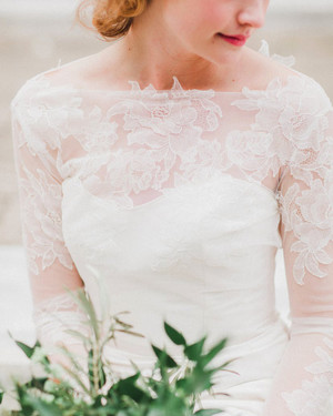 21 Ways to Wear a Boat Neck Wedding Dress