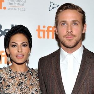 Ryan Gosling Dedicated His Golden Globes Acceptance Speech to Eva Mendes