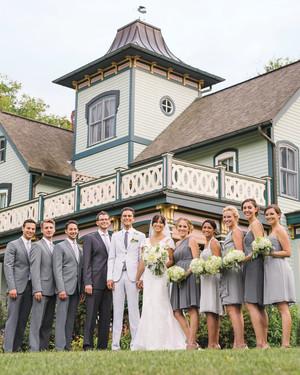 A North Carolina Wedding with Homegrown DIY Details