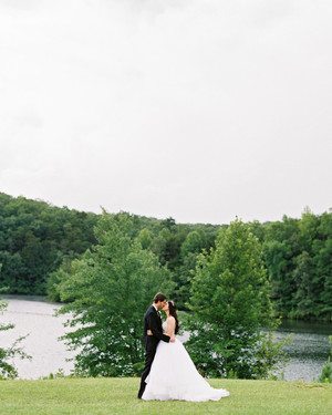 A South Carolina Wedding Inspired by Nature