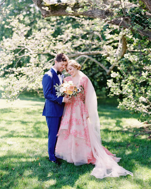 An Elegant, Intimate Wedding on Long Island