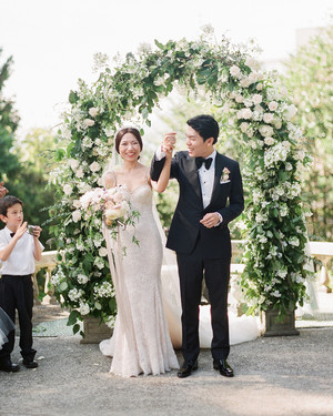A Dreamy Wedding at a Romantic Mansion in Vancouver, British Columbia