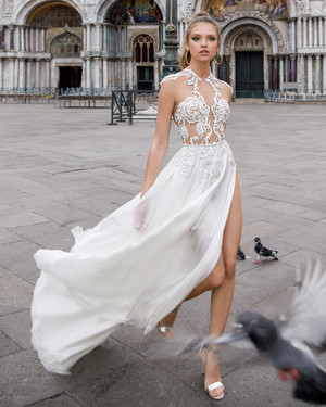 Julie Vino Spring 2018 Wedding Dress Collection