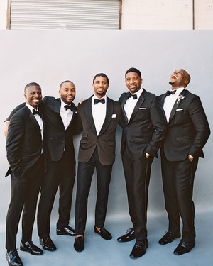29 Stylish Groomsmen from Real Weddings