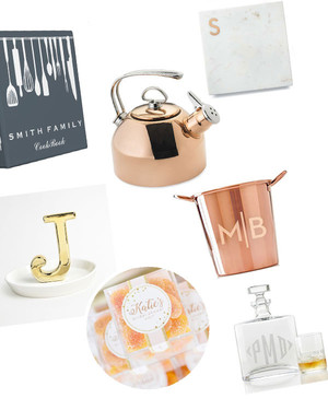 15 Personalized Engagement Party Gifts for Your Favorite Couple  sc 1 st  Martha Stewart Weddings & 15 Personalized Engagement Party Gifts for Your Favorite Couple ...