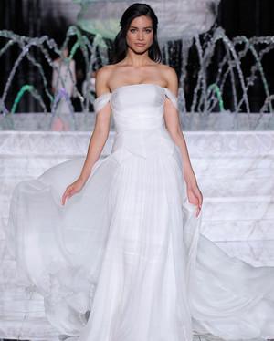 Pronovias Spring 2018 Wedding Dress Collection