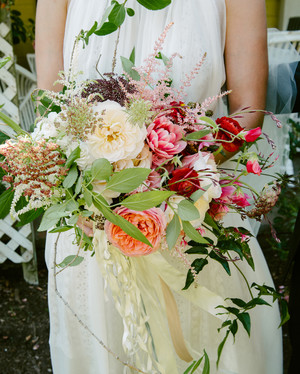A Playful Summer Wedding on Shelter Island, New York