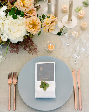 A Napa Wedding with a Neutral Color Palette