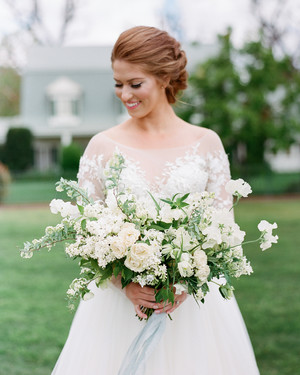 The Best Wedding Bouquets of 2017