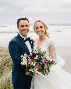 A Wedding Inspired by the Coast of Ireland