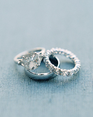 21 Platinum Engagement Rings Fit for the Most Classic of Brides-to-Be