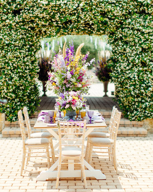 Summer-Inspired Wedding Flowers for Every Part of Your Big Day