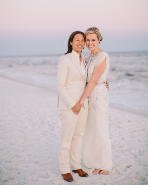 Teresa and Amanda's Florida Wedding on the Beach