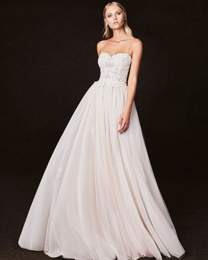 Victoria Kyriakides Fall 2017 Wedding Dress Collection
