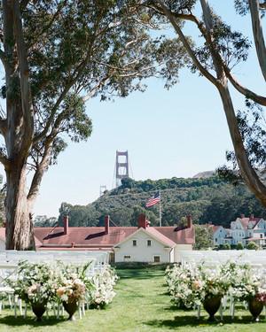 A Professional Wedding Planner's Heartfelt Nuptials in San Francisco