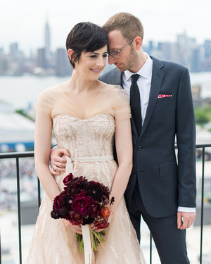 Caitlin and Michael's Wythe Hotel Wedding in Brooklyn