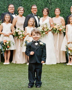 Dapper Ring Bearers Who Completely Stole Our Hearts