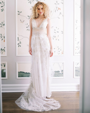Claire Pettibone Fall 2020 Wedding Dress Collection
