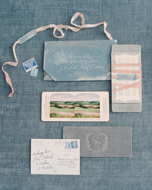 East-West Wedding Stationery That Will Wow Your Guests