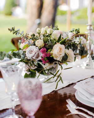Elegant Ways To Decorate Your Wedding With Mercury Gl