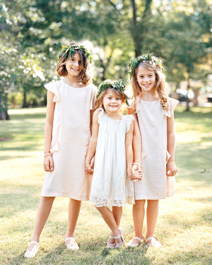 3a5c057f230 The Best Flower Girl Dresses for a Summer Wedding