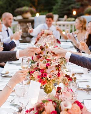 An Intimate Backyard Wedding in New York