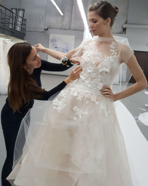Get a First Look at the Spring 2017 Bridal Collections!