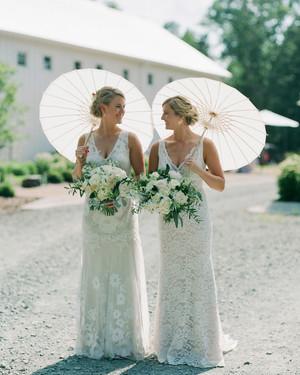 A Lively Barn Wedding in Chapel Hill, North Carolina