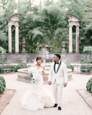 A Glamorous, Vintage-Inspired Wedding in Atlanta, Georgia
