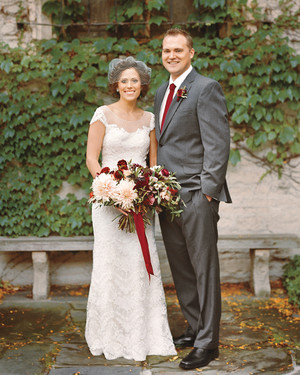 Alix and Bill's Beautiful Ballroom Wedding in Milwaukee