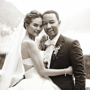 Exclusive: See Chrissy Teigen & John Legend's Wedding Photos!