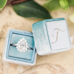Brooke Keegan Special Evens Heirloom Ring Box