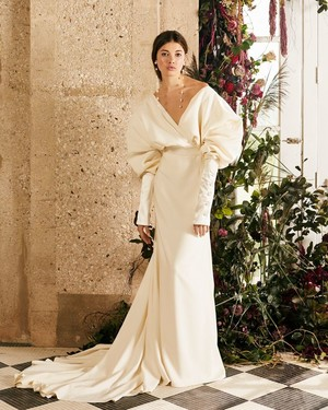 Danielle Frankel Fall 2018 Wedding Dress Collection