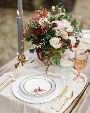 22 Unique Fall Wedding Color Palettes That Celebrate the Season