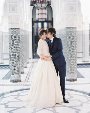 A Colorful Destination Wedding in Marrakech, Morocco