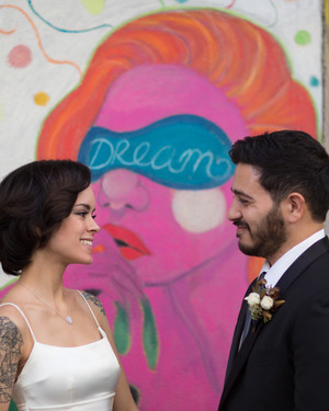 One Couple's Classic New York City Wedding