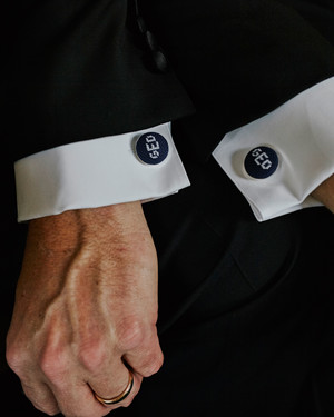 Cool Wedding Cuff Links for Grooms and Groomsmen | Martha Stewart ...