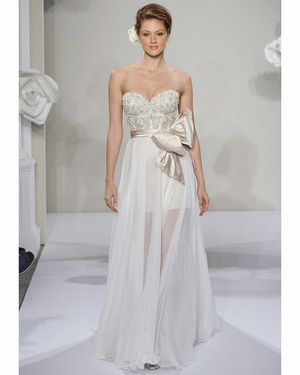 Pnina Tornai for Kleinfeld, Fall 2013 Collection