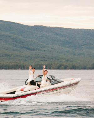 25 Seasonal Ideas for Your Summer Wedding Reception