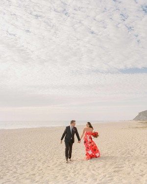 It Was All About Fun and Tropical Décor at This Destination Wedding in Mexico