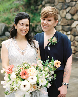 Sydney and Christina's Elegant New York Nuptials